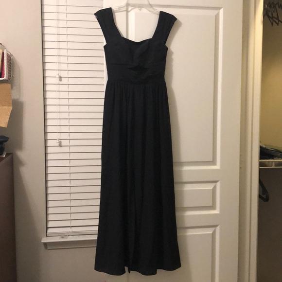 KEEPSAKE the Label Dresses & Skirts - Keepsake black maxi dress with keyhole